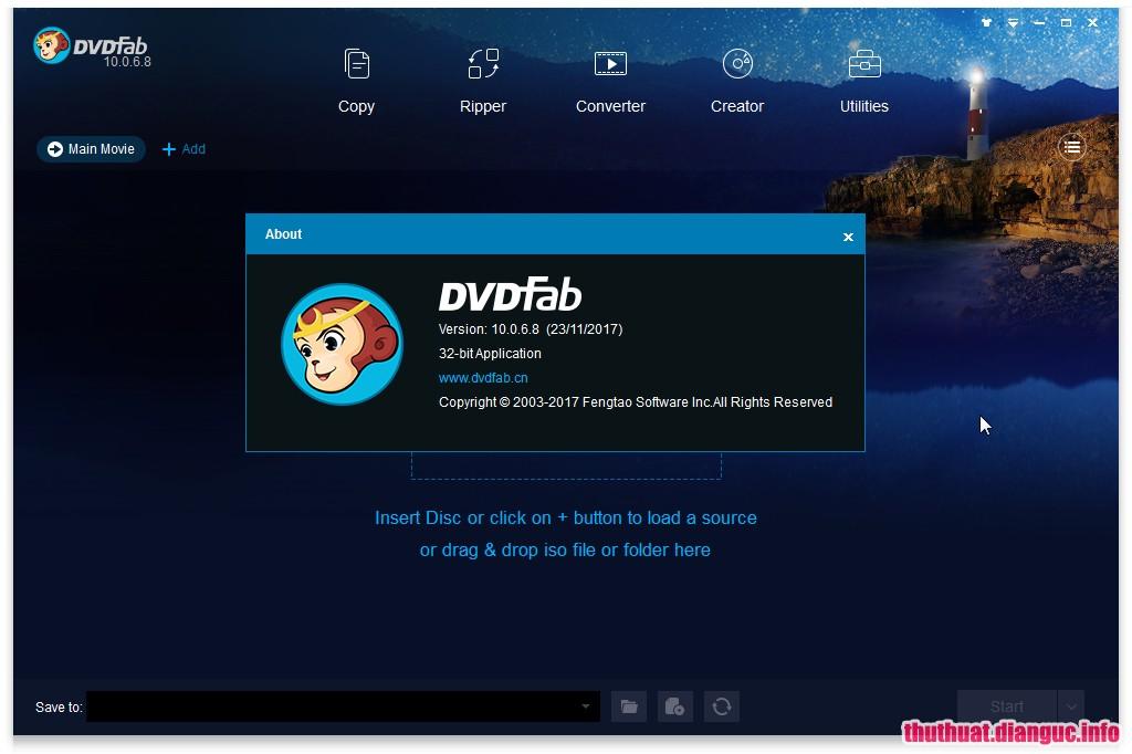Download DVDFab 11.0.0.1 Full Cr@ck – Phần mềm sao ghi DVD