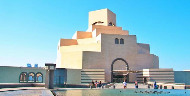 Museo de Arte Islámico en Doha, Qatar