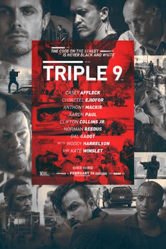 Triple 9 (BRRip 720p Dual Latino / Ingles) (2016)
