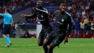 Zakarun Turai: Chelsea ta kafa tarihi bayan doke Atletico 2-1