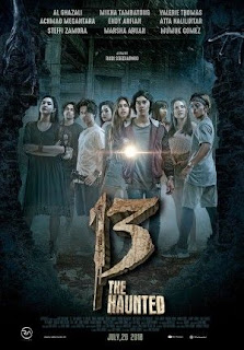 13: The Haunted (2018) WEB-DL Full Movie Gratis