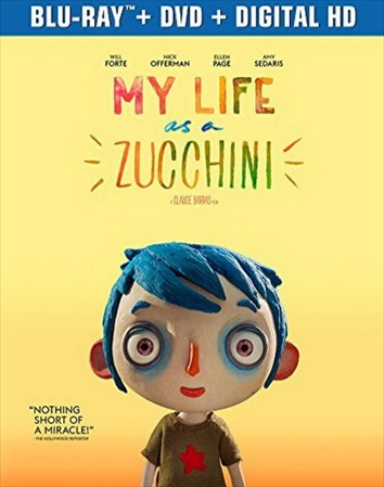 My Life As A Zucchini 2016 English 720p BRRip 600MB ESubs