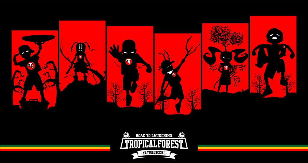 TropicalForest reggae