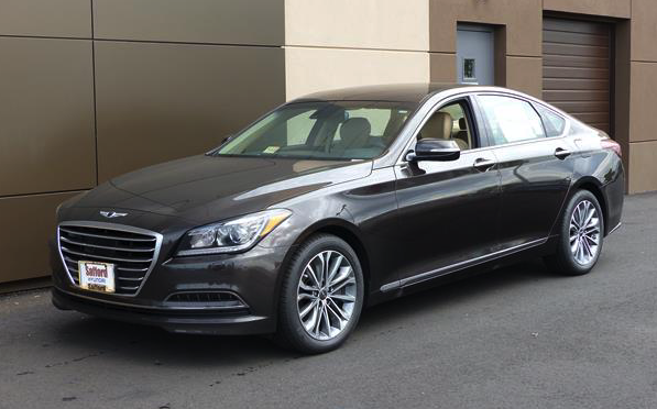 2017 Genesis G80 3.8 AWD Review