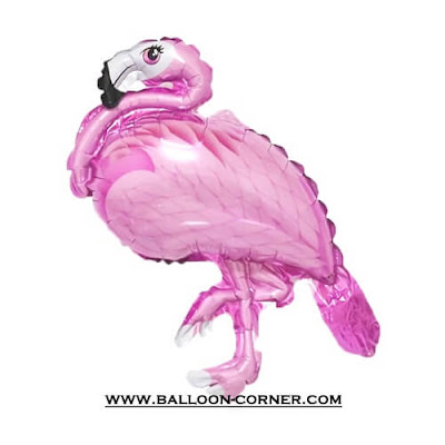 Balon Foil Flamingo Mini