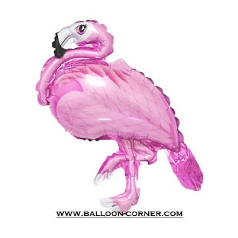 Balon Foil Flamingo Mini