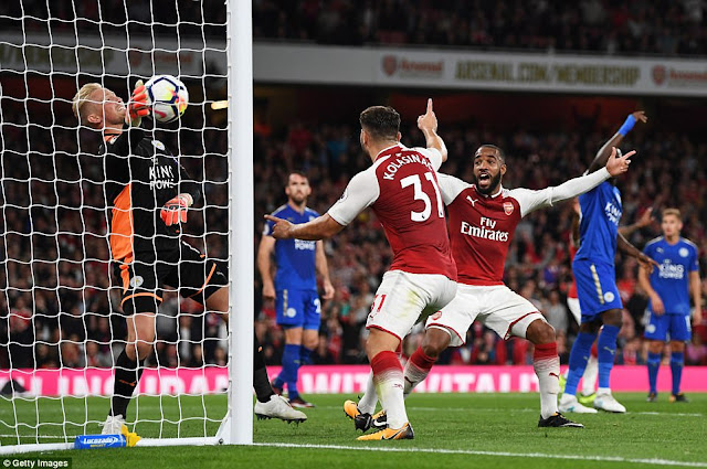 Arsenal 4-3 Leicester: Món khai vị hoàn hảo
