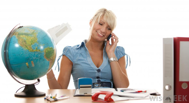 The tasks of Travel agents