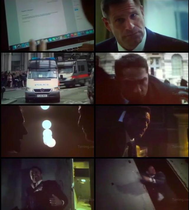 London Has Fallen 2016 Hindi Dubbed DVDScr