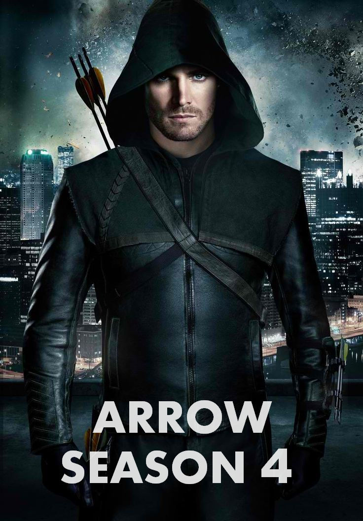 Arrow (2015) Season 4 Ep.1-23 End ซับไทย
