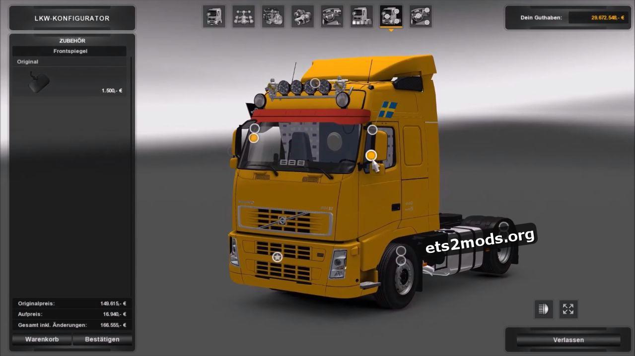 Volvo Euro 5 V 1.0