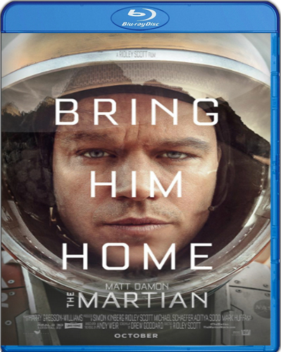 The Martian [BD25] [2015] [Latino]