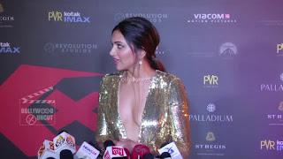 Deepika Padukone Promoting   Return of Xander Cage in India in Golde Gown 68 .xyz.jpg