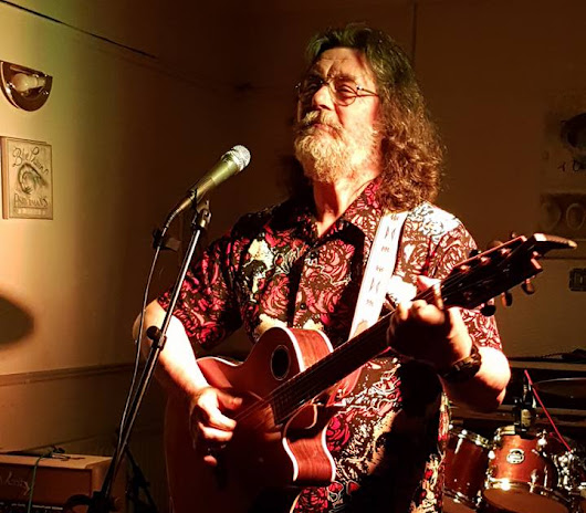 Gary Grainger - Acoustic Blues & Americana