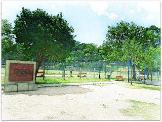 Pódio do Parque Alim Pedro - Vila IAPI, Porto Alegre