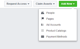 How To Create A Facebook Add Account Step 1