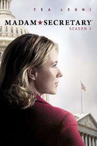 Madam Secretary Poster