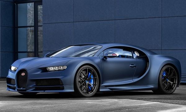 Bugatti Chiron Sport 110 años