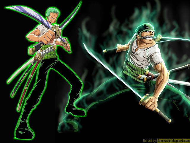 One Piece Zorro