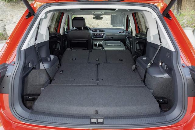VW Tiguan AllSpace 2018: fotos, preço e detalhes - Europa