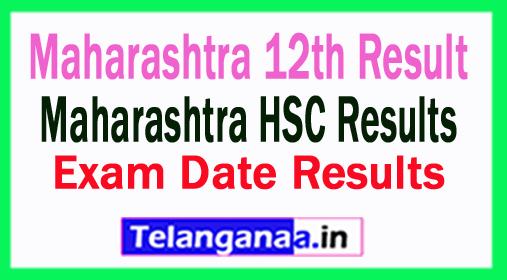 Maharashtra HSC Results 2018 Maha HSC Results Maharashtra 12th Result 2018