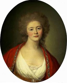 Вуаль Жан Луи Jean-Louis Voille (1744-~1803) «Портрет княгини Татьяны Васильевны Юсуповой»