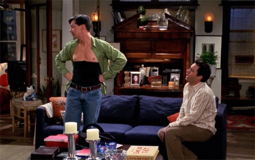 A new highlight reel from the producers of Will & Grace focuses on the fashion 'don'ts' of the shows four stars - Eric McCormack, Debra Messing, Megan Mullally, and Sean Hayes.