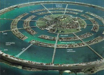 Atlantis Concentric City