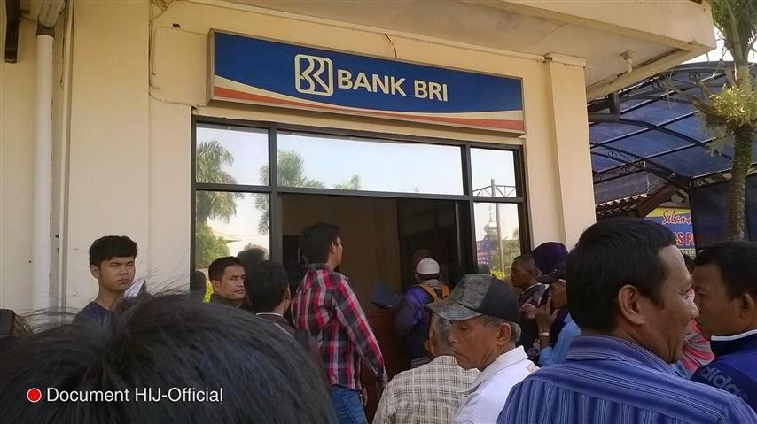 Bank untuk pembayaran SIM