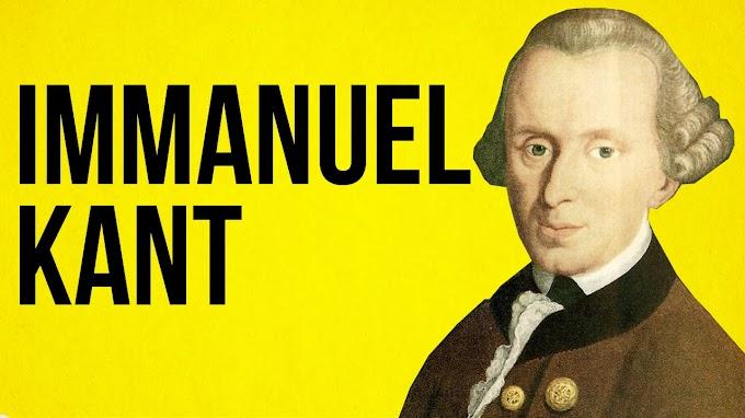 Immanuel Kant từ triết học phê phán đến nghiên cứu con người (p.1)