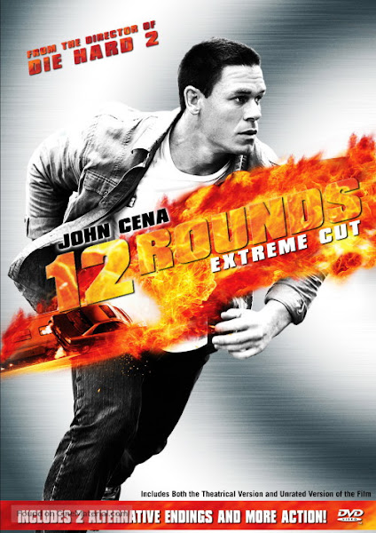 Poster of 12 Rounds 2009 UnRated 720p English BRRip Full Movie Download
