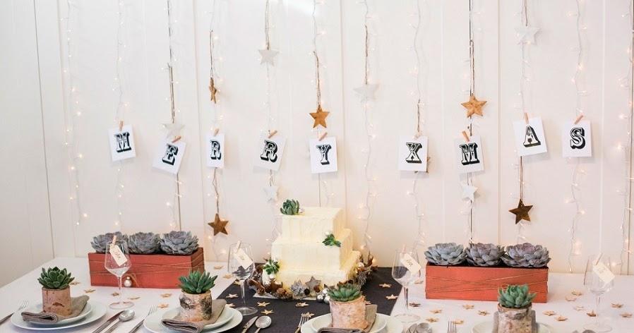 La decoraci n de mis mesas una mesa de navidad rustica - Decoracion de navidad para la mesa ...