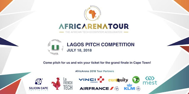 Tech Events for this Week:  Figma X GitHub Lagos Hackathon, AfricArena Tour – Lagos, Social Media Week Hangout