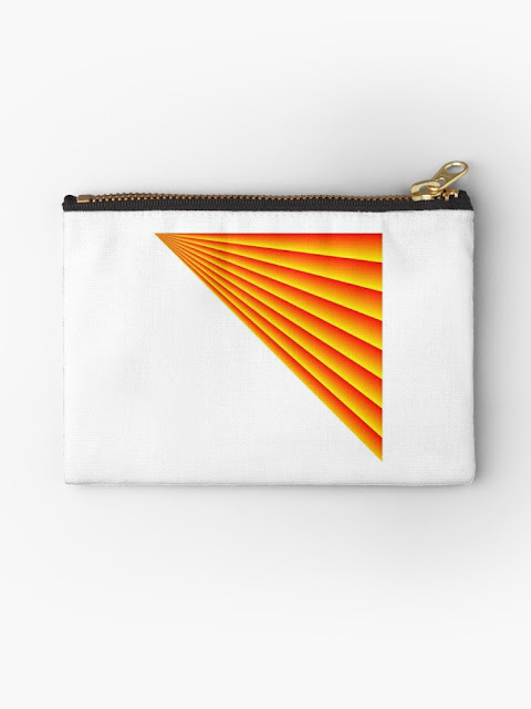 Orange Crush Studio Pouch