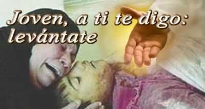 Resultado de imagen para Al verla el Señor tuvo compasión de ella y le dijo: ¡No llores!
