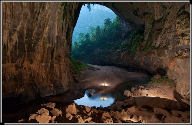 Son Doong – A világ legnagyobb barlangja Vietnámban