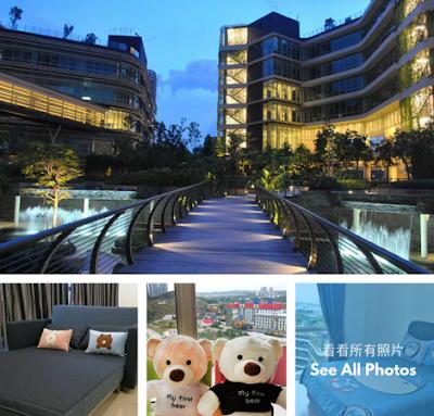 新山一房式高级親子公寓 | 1 bedroom luxury condo in Johor Bahru Malaysia