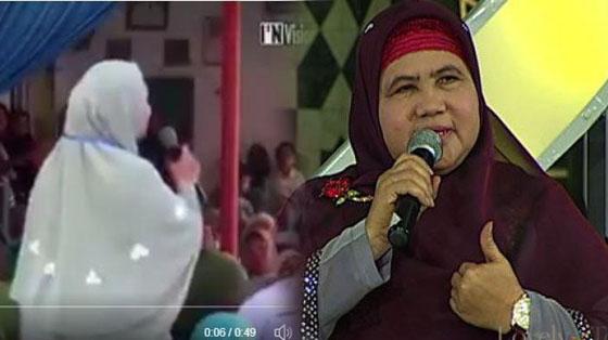 Video Viral: Ibu Ini Langsung Kena Semprot Mamah Dedeh, Saat Mau Curhat