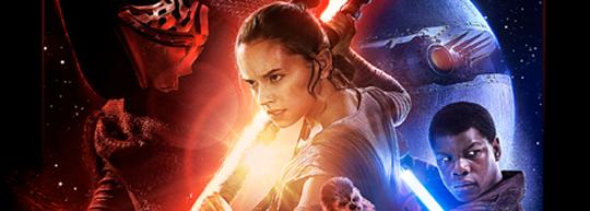 Star Wars. Episodio VII. El despertar de la fuerza, de J.J. Abrams - Cine de Escritor