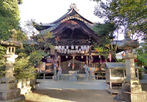 Senyuji Temple Shukubo Ehime Prefecture Shikoku