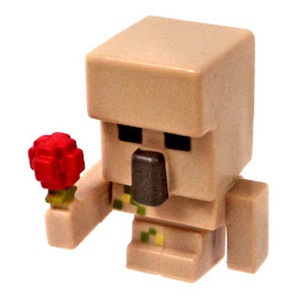 Minecraft Chest Series 1 Iron Golem Mini Figure