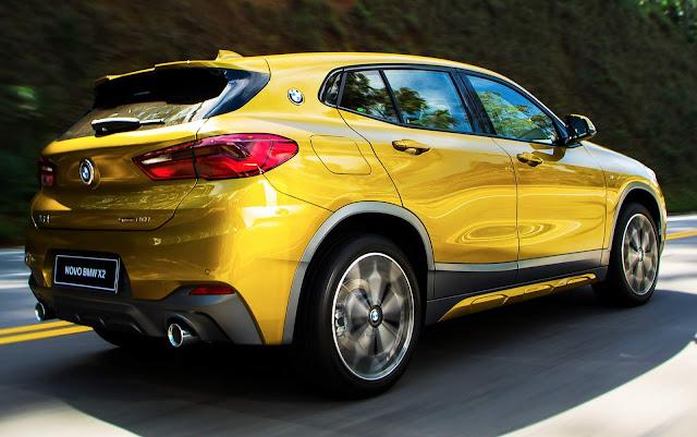 BMW X2 sDrive20i M Sport X