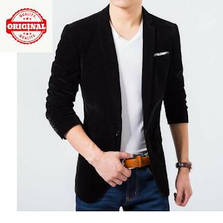 Jual Blazer Cowok Murah | Blazer Online Terpecaya