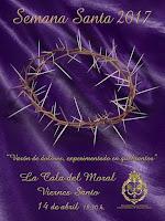 Semana Santa de La Cala del Moral 2017