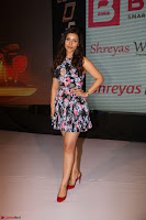 Kyra Dutta in a Deep neck Small Dress at Shamanthakamani pre release function ~  Exclusive 097.JPG