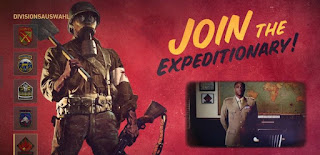 Call of Duty, CoD, WW2, Class, Division, Expeditionary