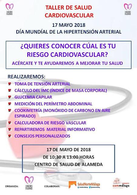Taller de Salud Cardiovascular en Alameda