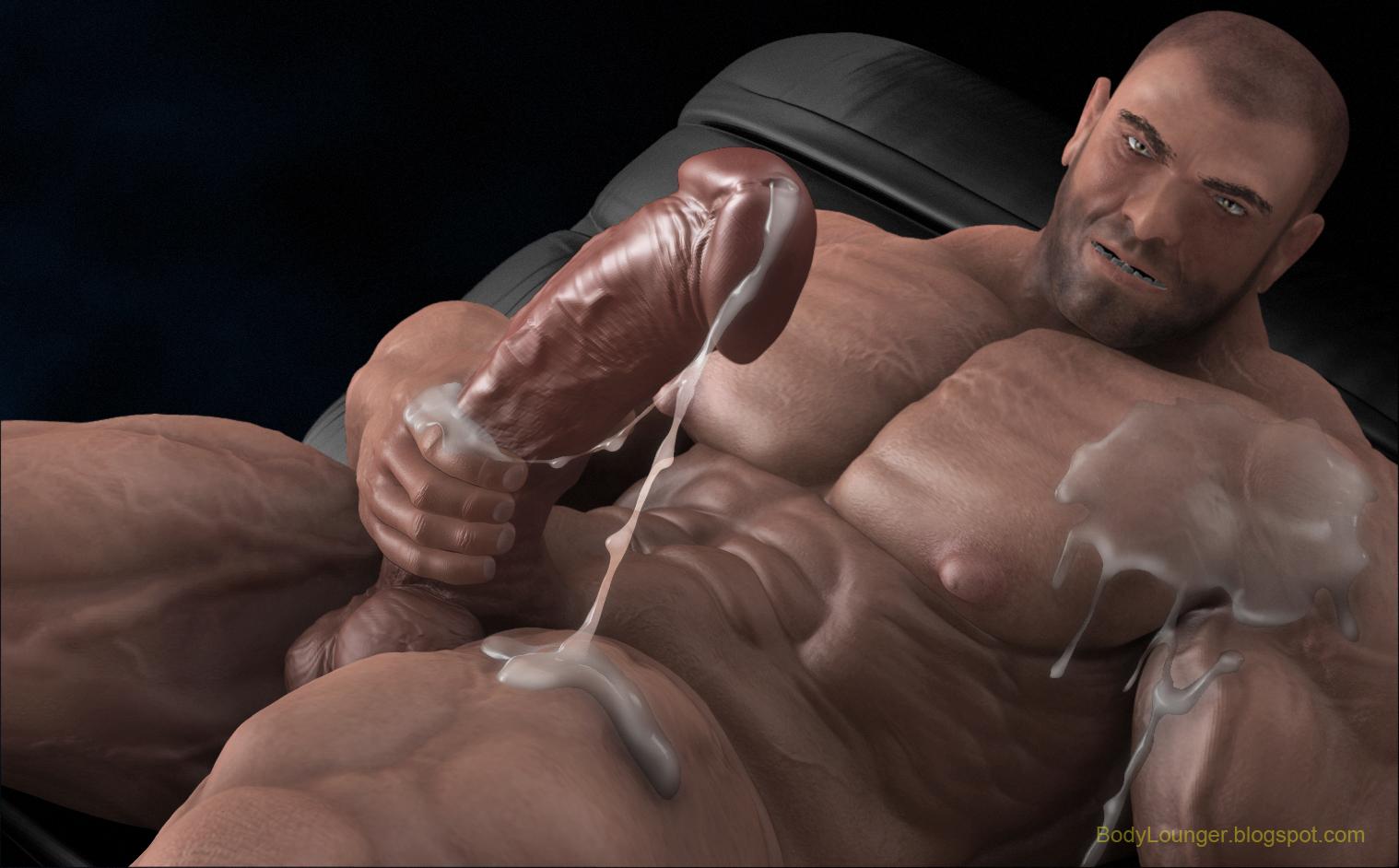 Xxx male muscle