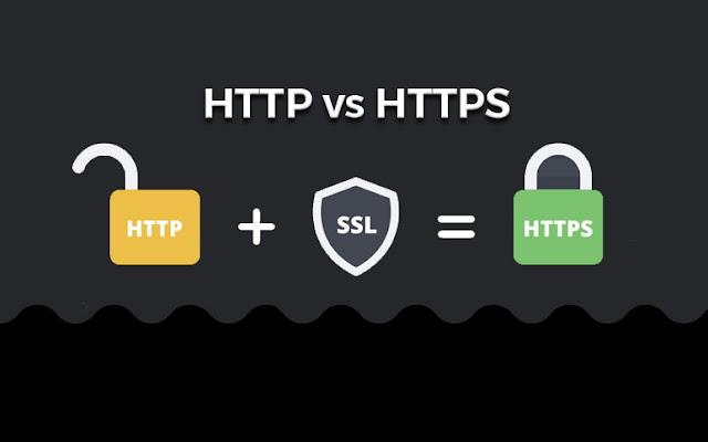 الفرق بين بروتوكول HTTP و HTTPS و مميزات كلاً منهم