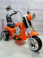 4 DoesToys DT9908 Moge Battery-powered Toy Motorcycle